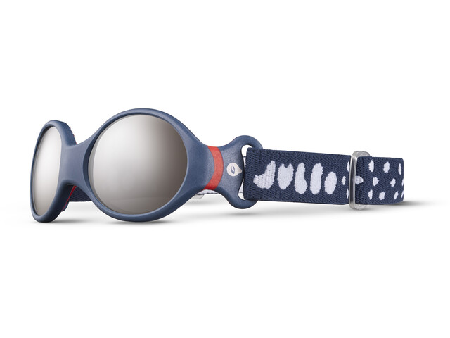 Julbo Loop S Spectron 4 Sunglasses Kids, darkblue/red